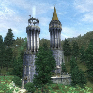 Ancient Towers 1