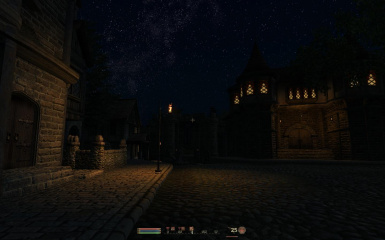 Chorrol at Night
