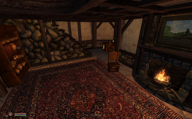 Cheydinhal House - Downstairs