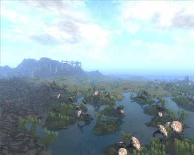 The Lands of Solstheim Vvardenfell and Mournhold - SoVvM br3