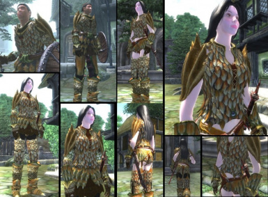Lextons Scales Armour