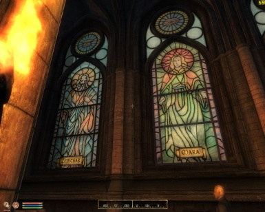 New Stained Glass Cathedral Windows