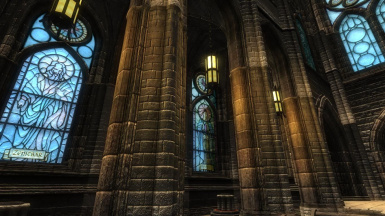 Great Chapel Of Talos Clear Morning 2