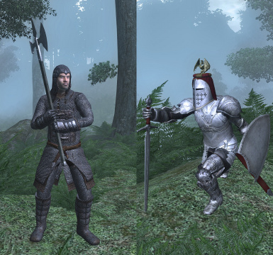 Knightly Armory at Oblivion Nexus - mods and community