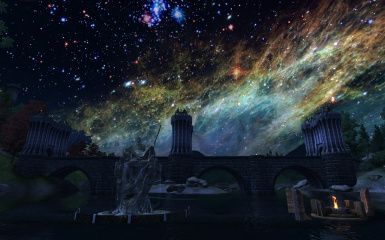 Fantasy NightSky Number 1