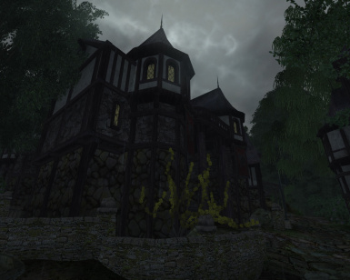 Grey Textures Pack - Rainy Day in Cheydinhal 01