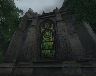 Grey Textures Pack - Rainy Day in Cheydinhal 02