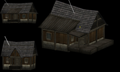 Building and Furniture request for StapleNinja
