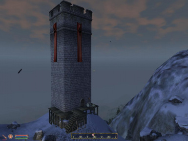 skyrim Watchtower