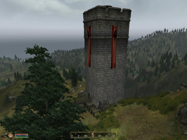 Hammerfell Watchtower