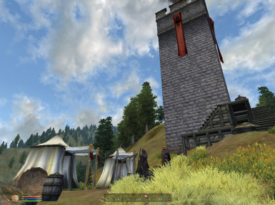 new Garrison for the Hammerfell Tower