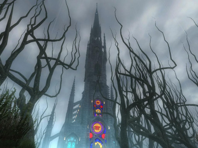 Unholy Cathedral