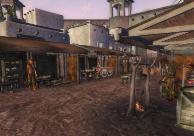 The Markets of Corinthe