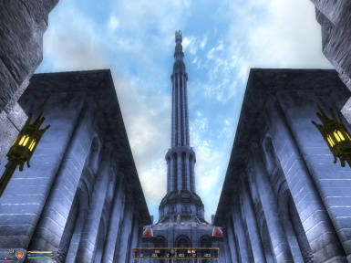 White Gold Tower