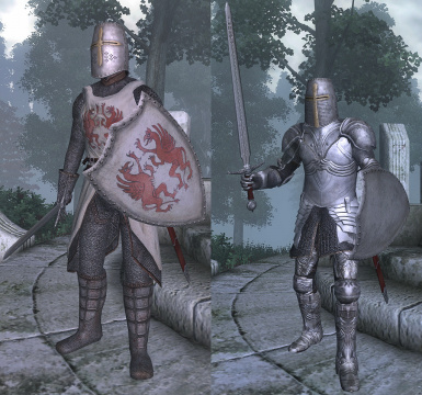 Knightly Armory Main Image