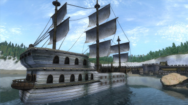 The new frigate