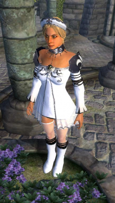 Hentai Lily Clothes for BAB