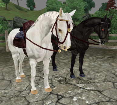 Espless Slofs Horse Replacer