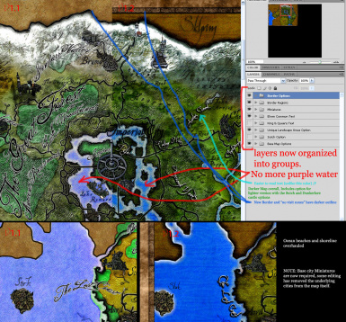 Umo ultimate map overhaul at oblivion nexus mods and community umo v1dot2 full changes from 1dot1 to 1dot2 publicscrutiny Image collections