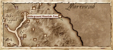 Mountain Pass Location
