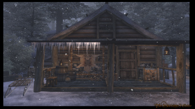 The Woodcutters Cabin Plus COBL Version