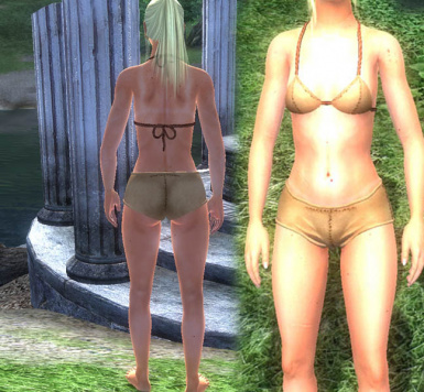 TGND Swimsuit for Vilja
