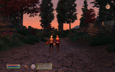 Exploring Cyrodiil side by side - ver 3