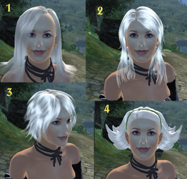 Babe Hair for Vilja - optional file