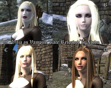 Xtudos Vilja as Vampire Reloaded by Bella