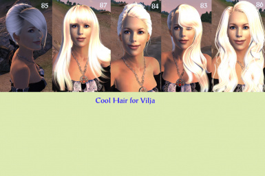 Coolsims hairs Platina pic 4