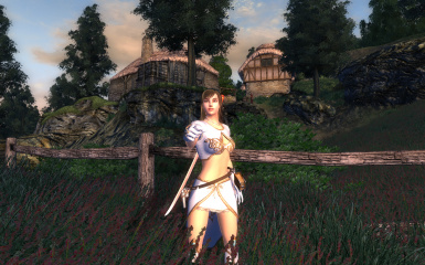 Pure Fantasy Mage Outfits