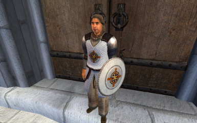 Symbol Armor on Character