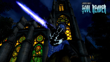 Soul Reaver and Wraith Reaver from The Legacy of Kain series