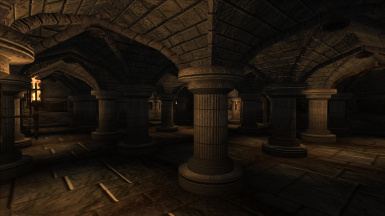 Great Undercroft of Arkay - Cheydinhal