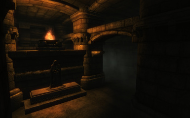 Dungeon Lighting Reduced
