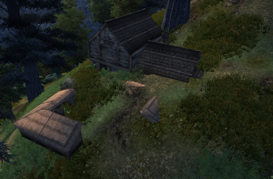 Beyond Cyrodiil and Valenwood Heightmap Compatability Patch