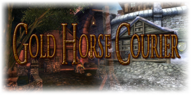 Gold Horse Courier - Delivery Job