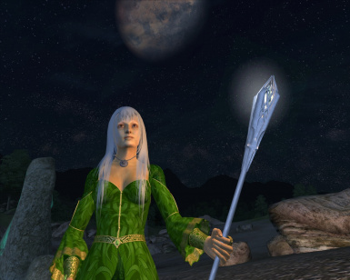 Gandalf Lightstaff
