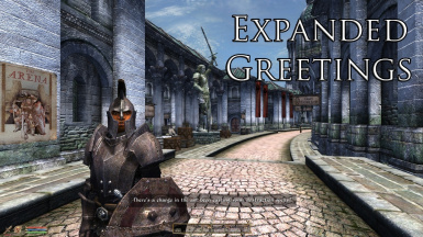 Expanded Greetings