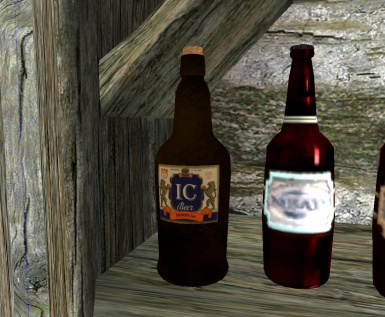 IC Beer vs Old Textues