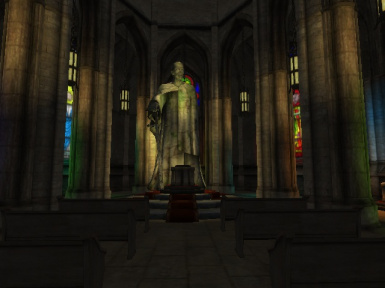 Altar for the chapel of Talos