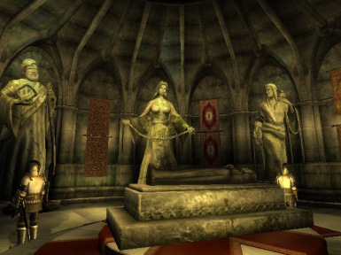 Uriel Septim Tomb