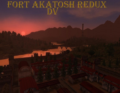 Under the Sign of the Dragon - Fort Akatosh Redux - DV