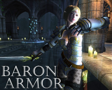 Baron Armor female