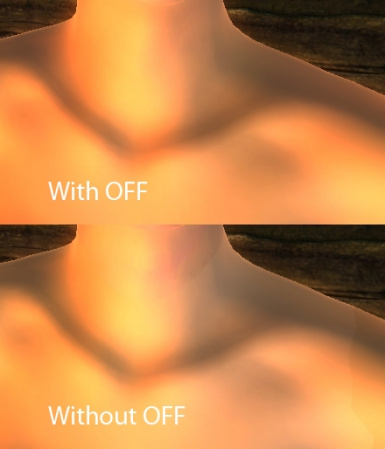OFF-Optimized Facegen Files