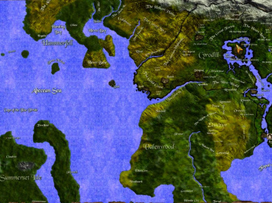 Dynamic map at oblivion nexus mods and community tamriel heightmaps map gumiabroncs Choice Image