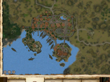 Dynamic map at oblivion nexus mods and community new zoom buttons and anvil zoomed in gumiabroncs Choice Image