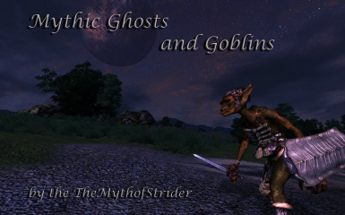 Mythic Ghosts and Goblins