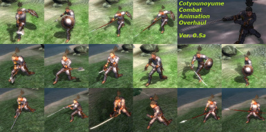 CCAO - Cotyounoyume Combat Animation Overhaul