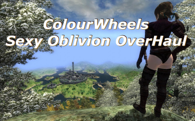 Colourwheels Sexy Oblivion OverHaul HGEC v8_0 at Oblivion Nexus